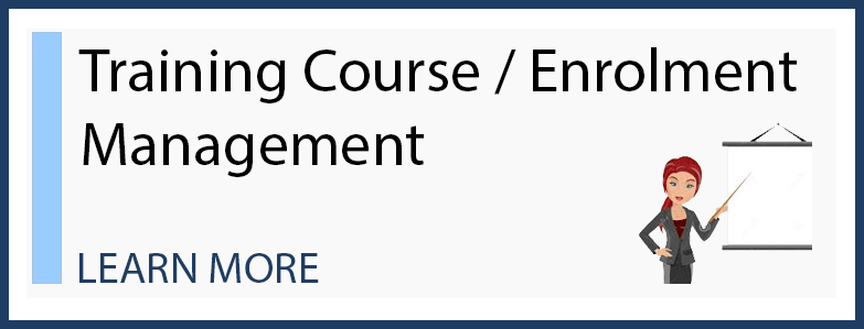Training Courses Management